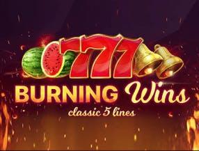 Burning Wins: classic 5 lines