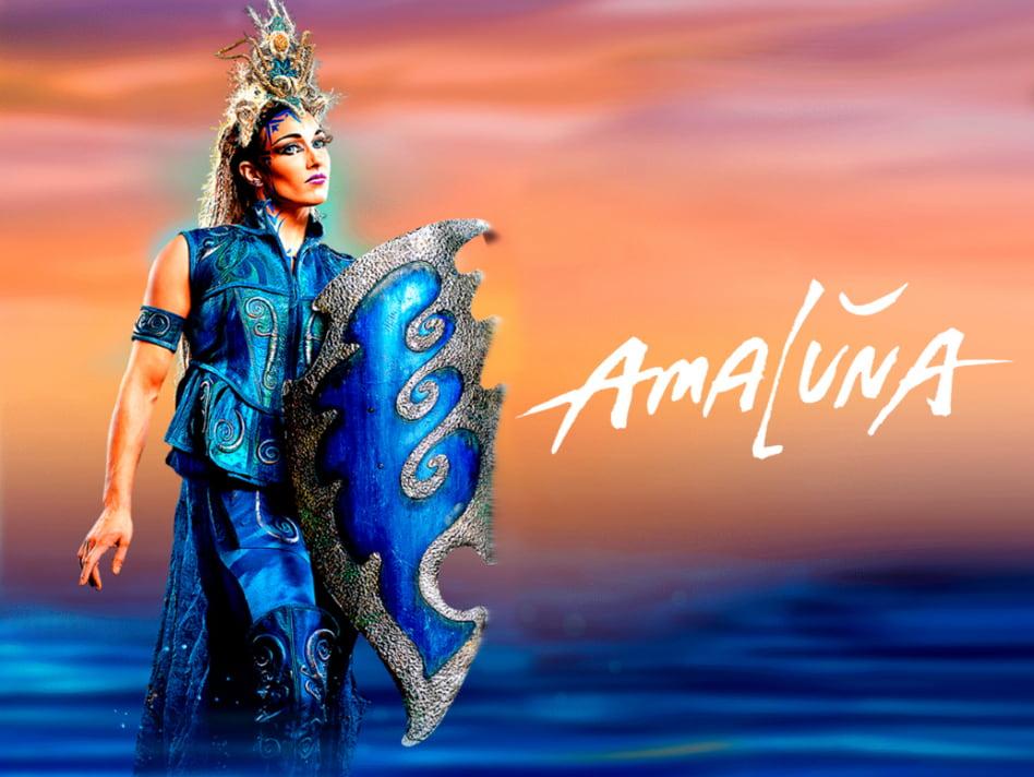 Cirque Du Soleil Amaluna slot game
