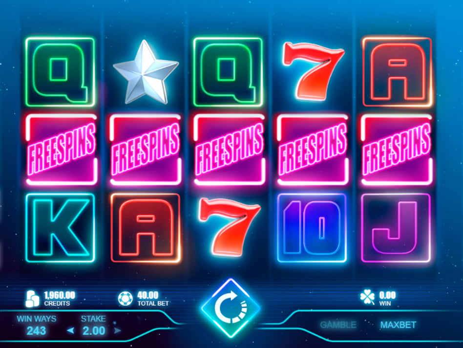 Classic 243 slot game
