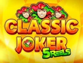 Classic Joker 5 Reels