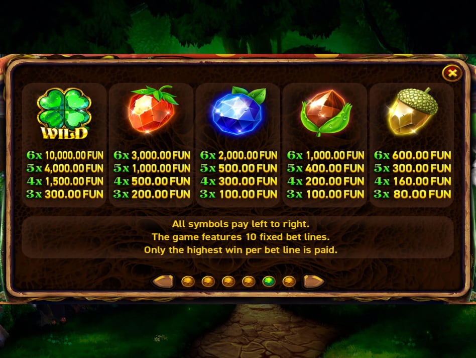 Clover Lady slot game