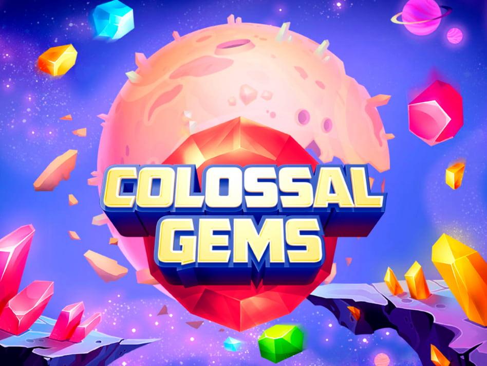 Colossal Gems slot game