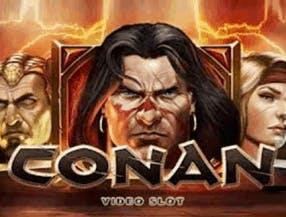 Conan slot game