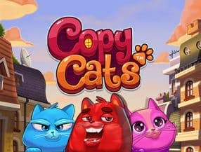 Copy Cats slot game