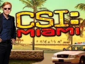 CSI: Miami slot game