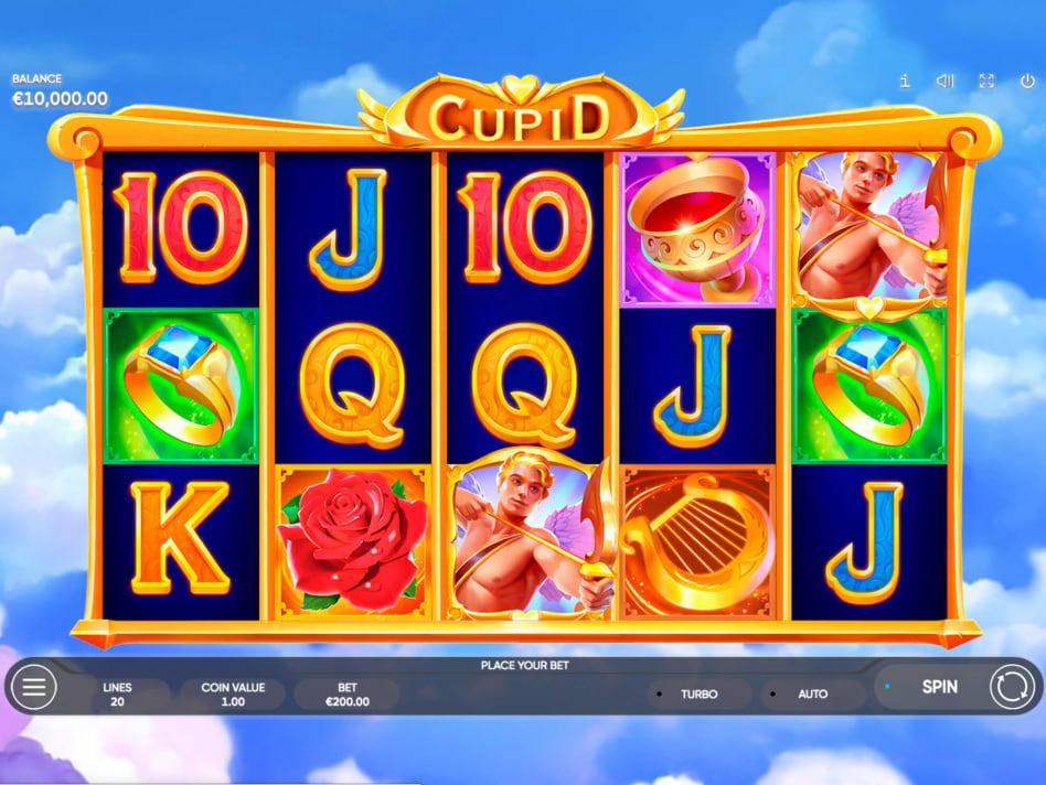 Cupid slot game
