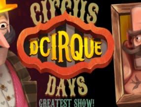 D'Cirque slot game