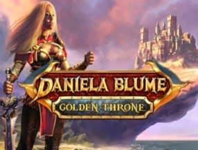 Daniela Blume Golden Throne slot game