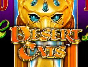 Desert Cats slot game
