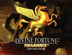 Divine Fortune Megaways slot game