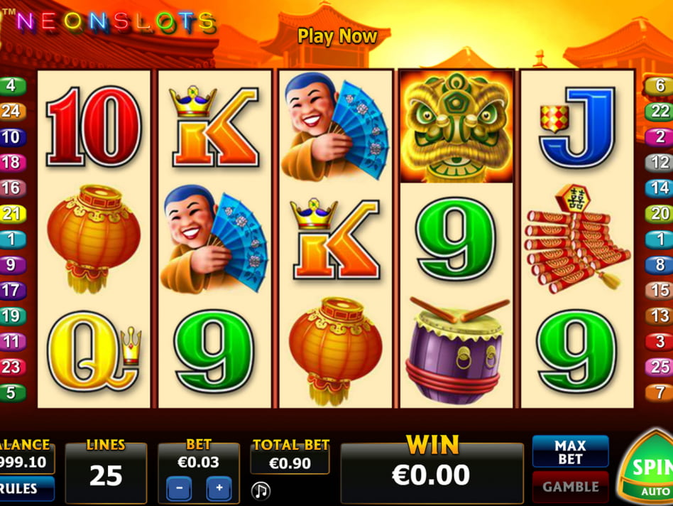 Double Happiness slot game