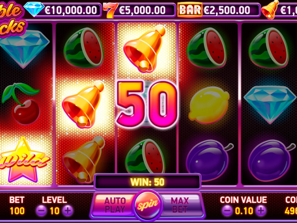 Double Stacks slot game