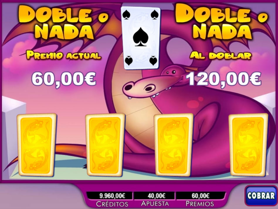Draconia slot game