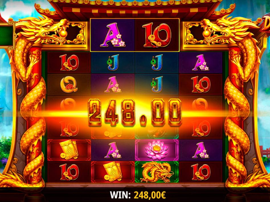 Dragon Match slot game