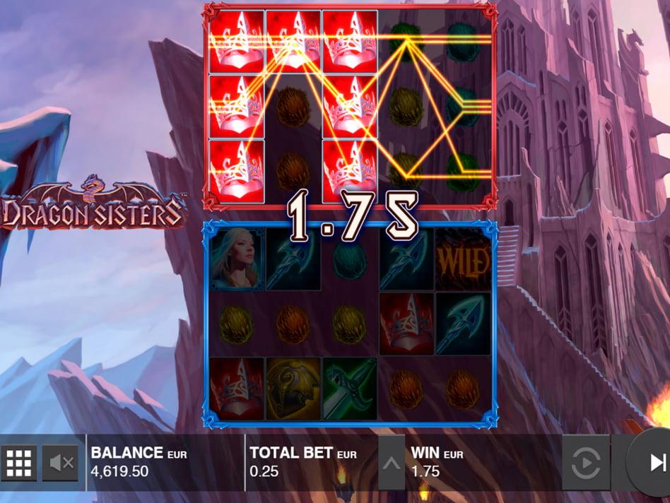Dragon Sisters slot game