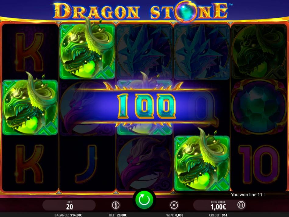 Dragon Stone slot game