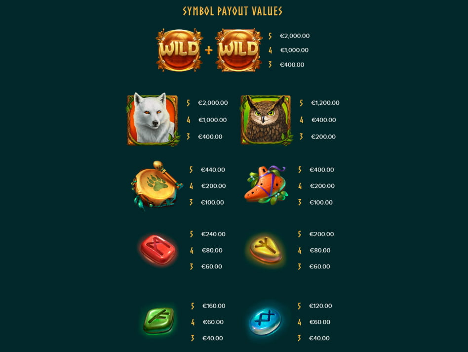 Druid's Dream slot game