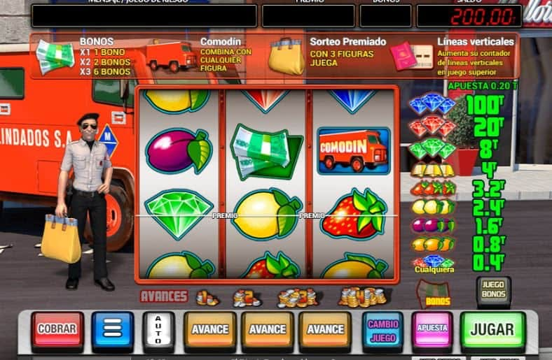 El Dioni slot game