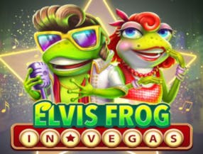 Elvis Frog in Vegas slot game