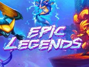 Epic Legends slot game