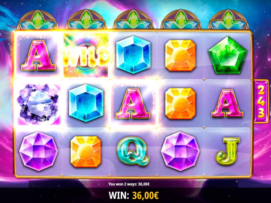 Euphoria slot game