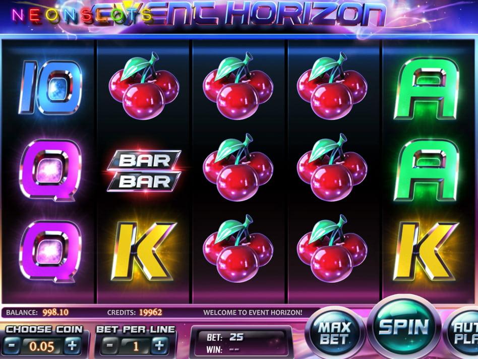 Event Horizon slot game