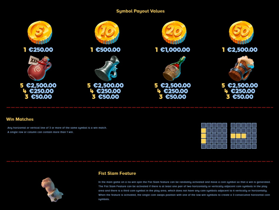 Finn's Golden Tavern slot game