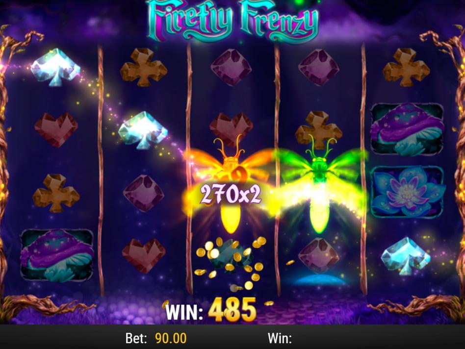 Firefly Frenzy slot game