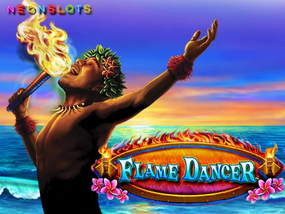 Flame Dancer slot game
