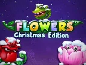 Flowers Christmas Edition slot game