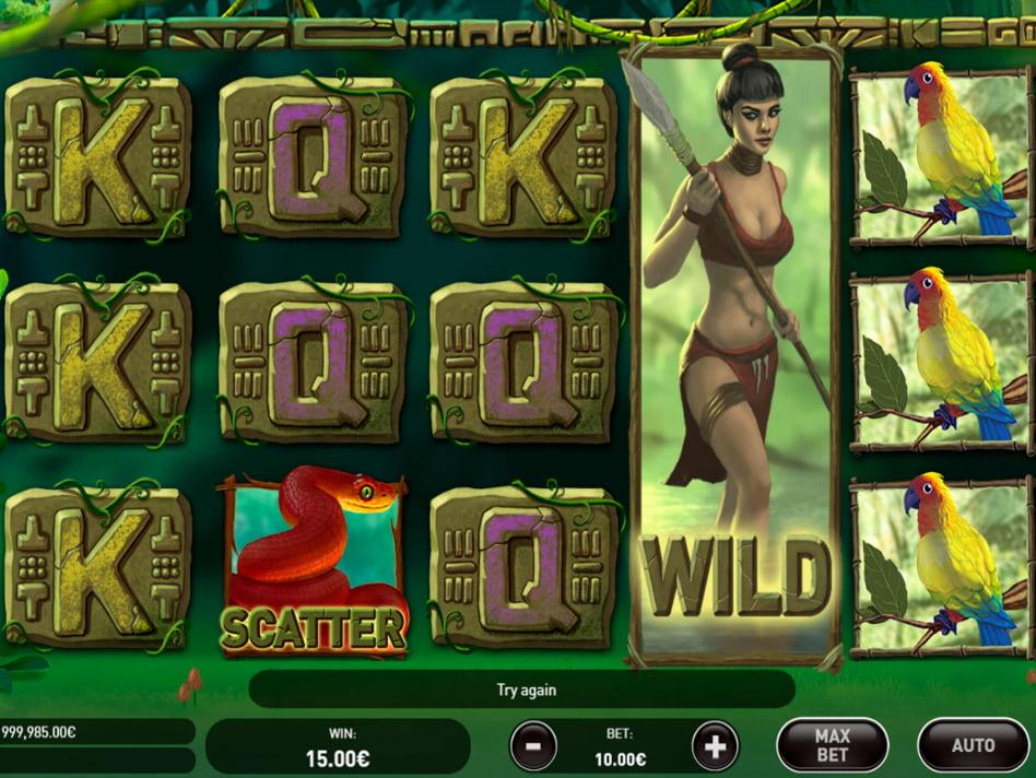 Fortune Jungle slot game
