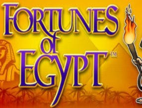 Fortunes of Egypt slot game