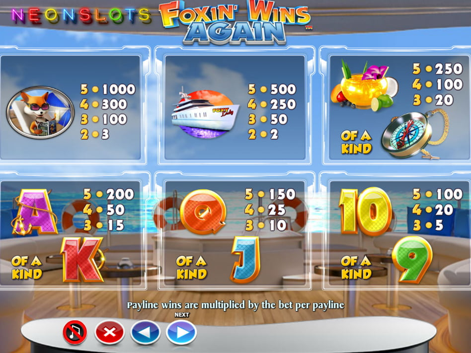 Foxin' Wins Football Fever slot game