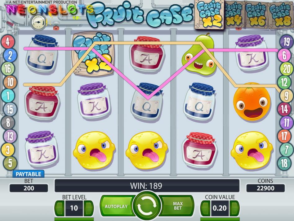Fruit Case slot game
