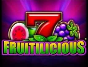 Fruitilicious slot game