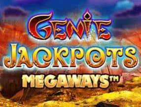 Genie Jackpots Megaways slot game