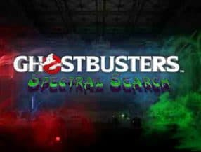 Ghostbusters Spectral Search slot game