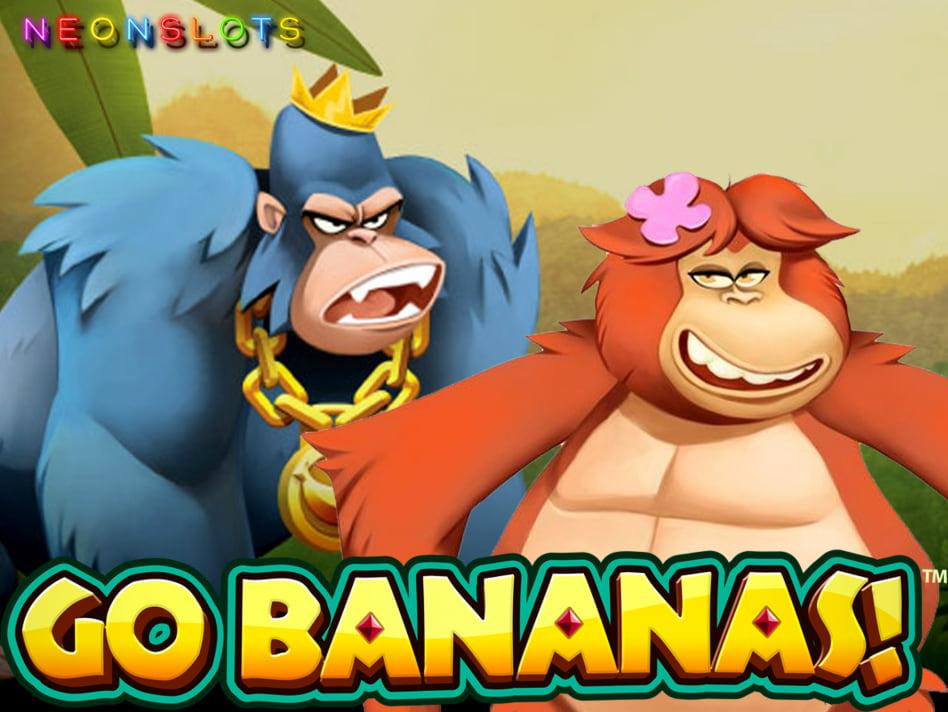 Go Bananas slot game