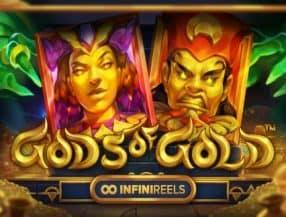 Gods of Gold Infinireels slot game