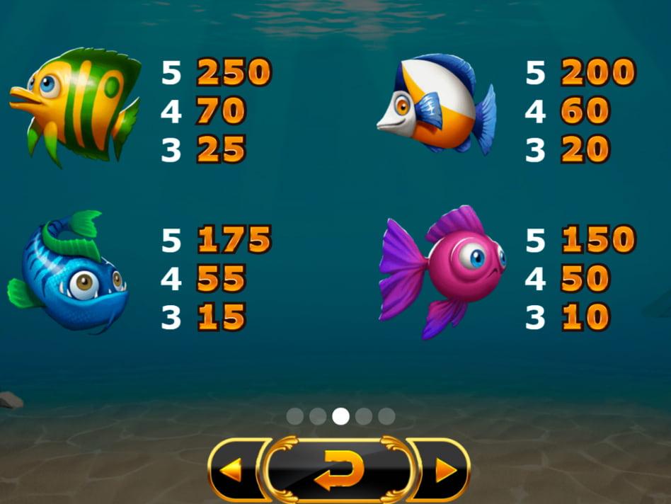 Golden Fish Tank slot game