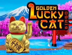 Golden Lucky Cat Bingo slot game