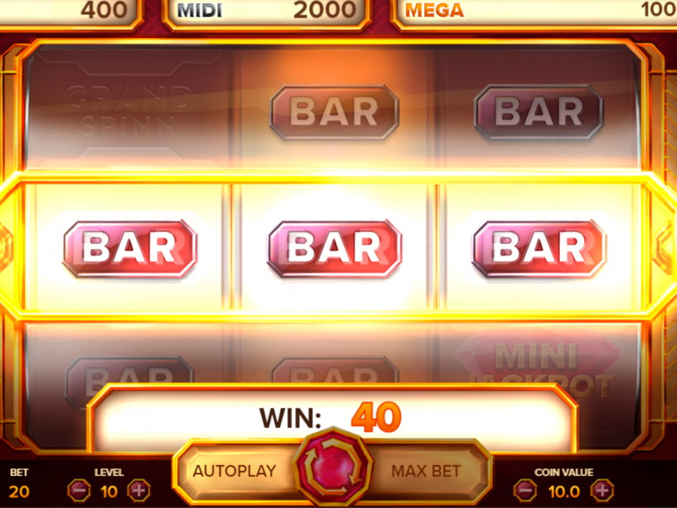 Grand Spinn slot game