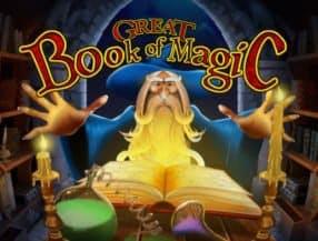 Great Book of Magic slot game