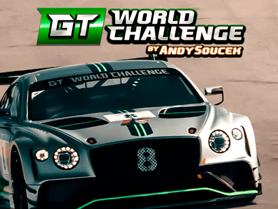 GT World Challenge by Andy Soucek slot game