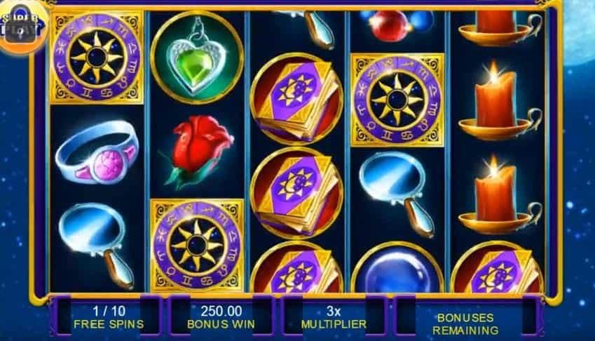 Gypsy Moon slot game