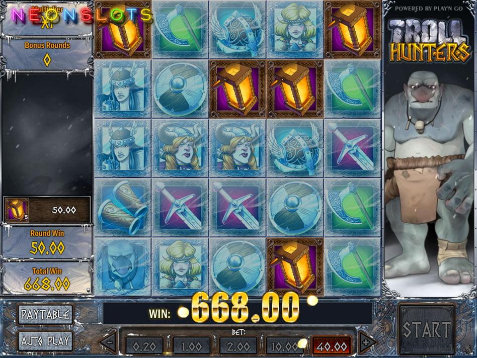 Hunter's Spirit slot game