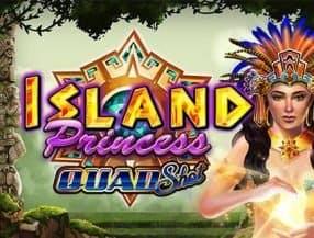 Island Princess Quad Shot slot game