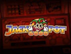 Jackpot 6000 slot game
