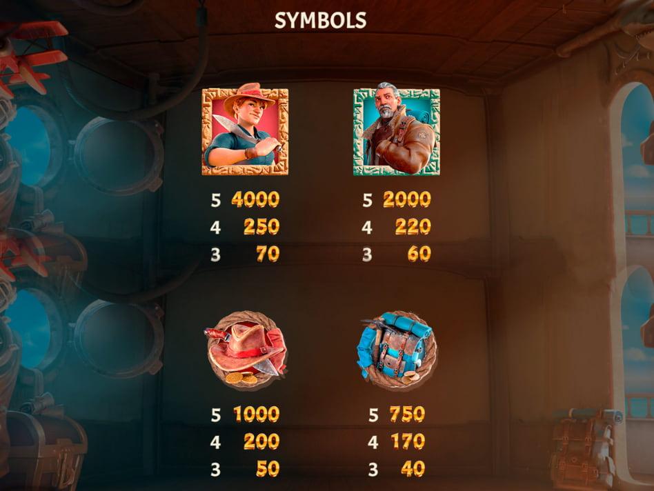 Jackpot Raiders slot game