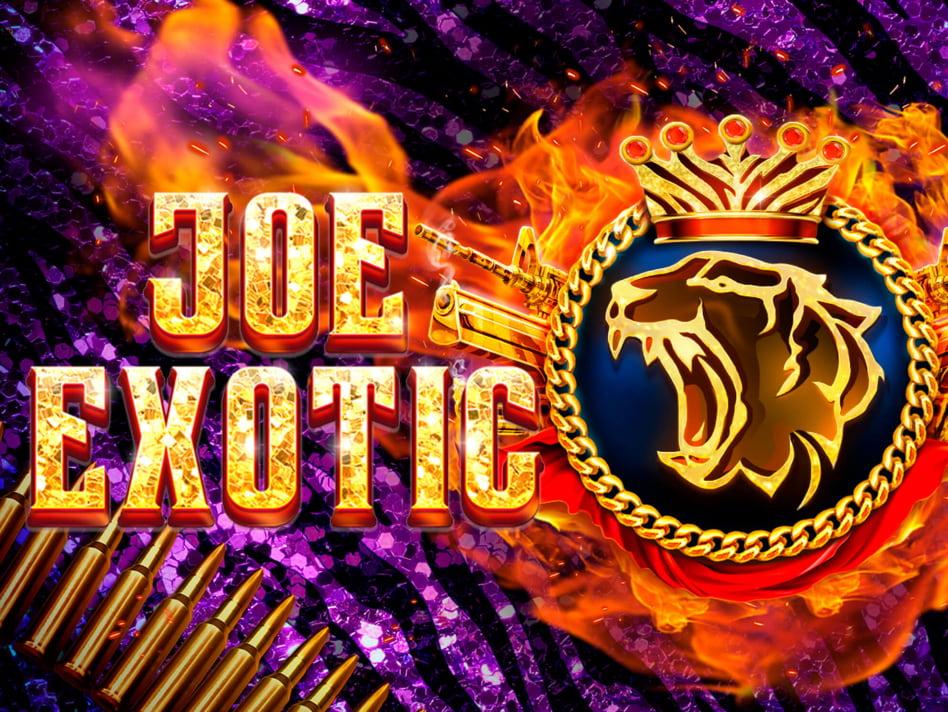Joe Exotic slot game